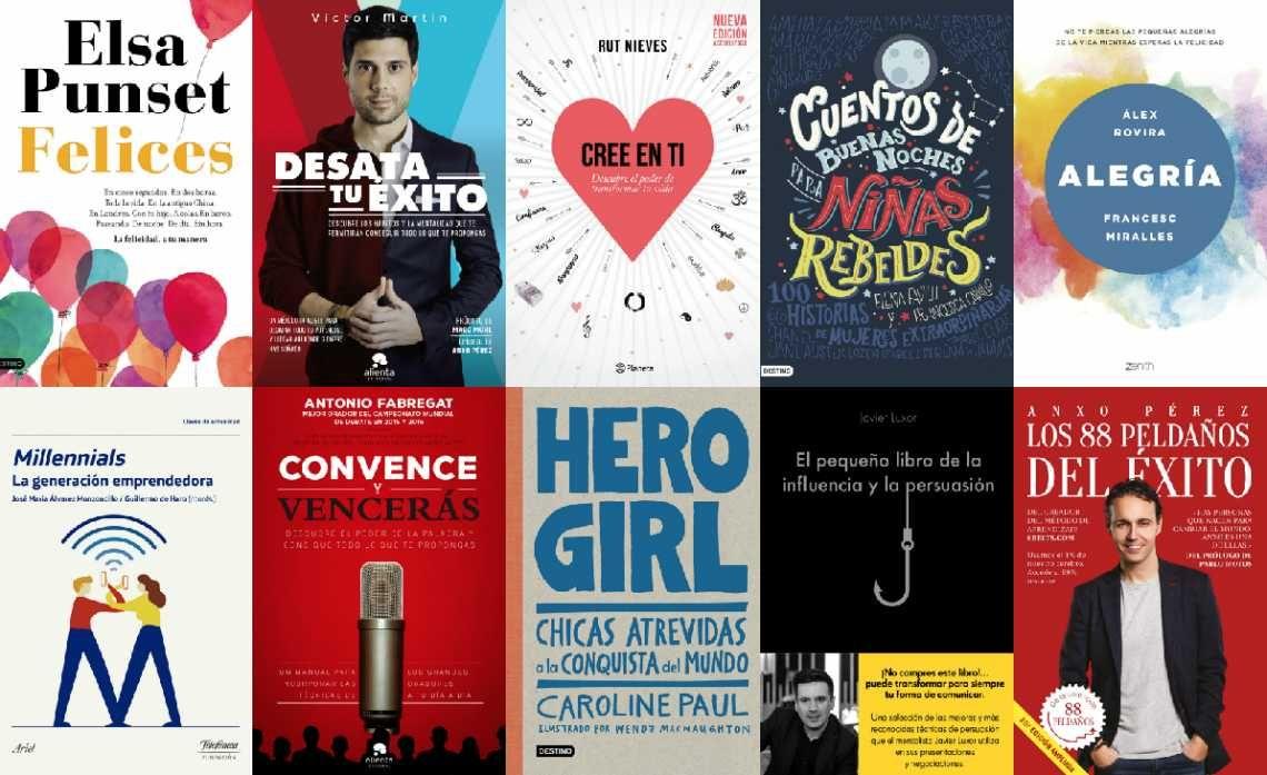 Los 10 libros recomendados para mujeres emprendedoras