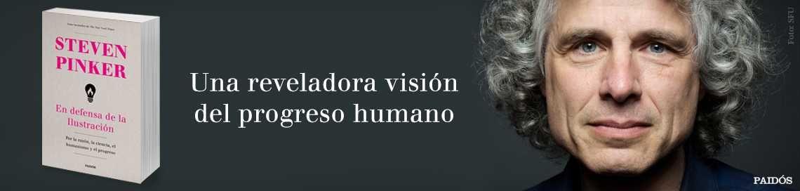 El nuevo libro de Steven Pinker, reveladora visión del progreso humano