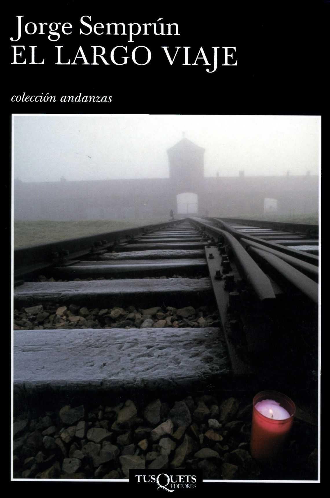 Literatura y trenes: ¡Atentos al cruce de vías!_Semprún