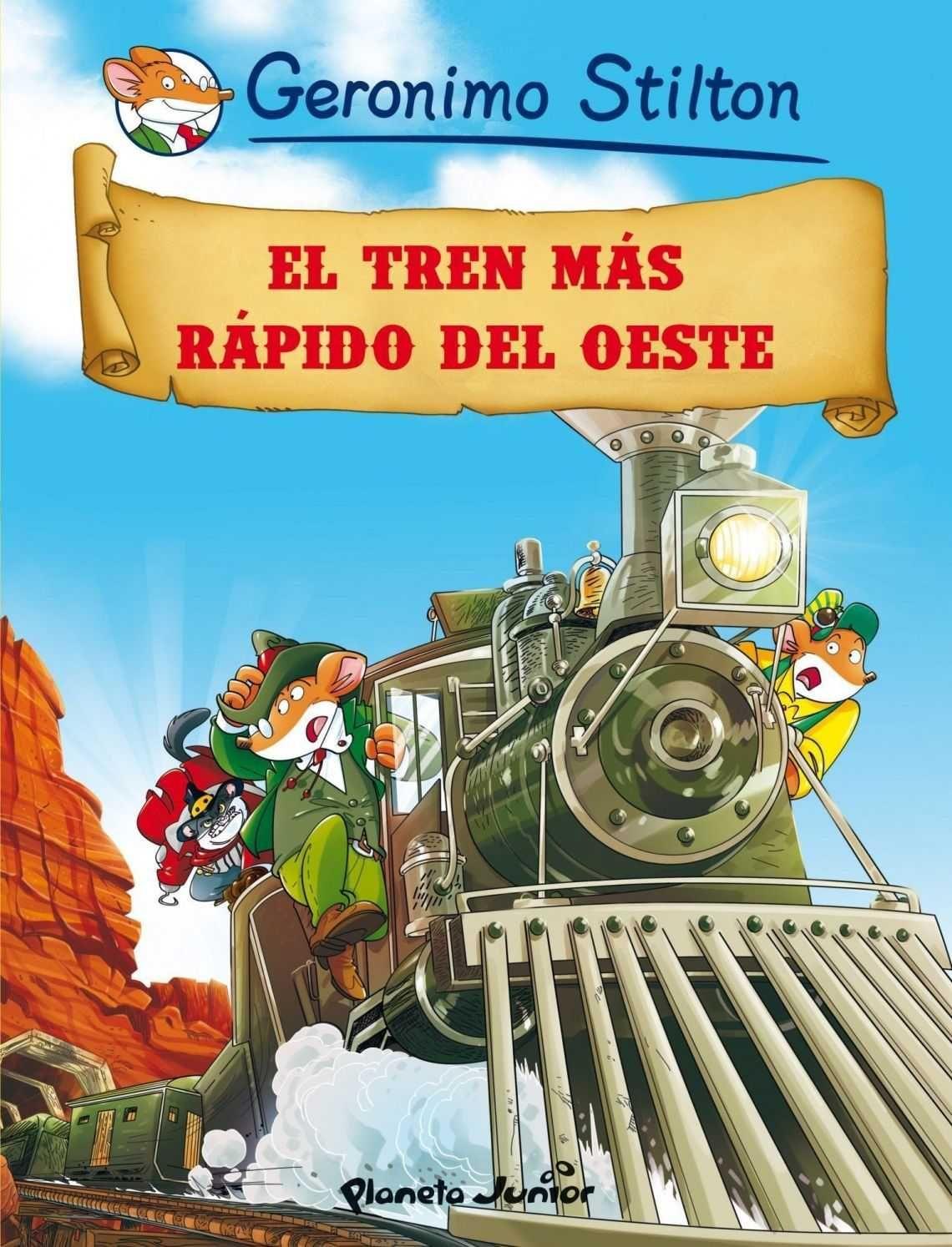Literatura y trenes: ¡Atentos al cruce de vías!_ Geronimo