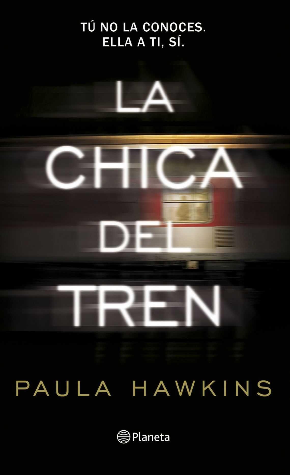 Literatura y trenes: ¡Atentos al cruce de vías!_La chica del tren