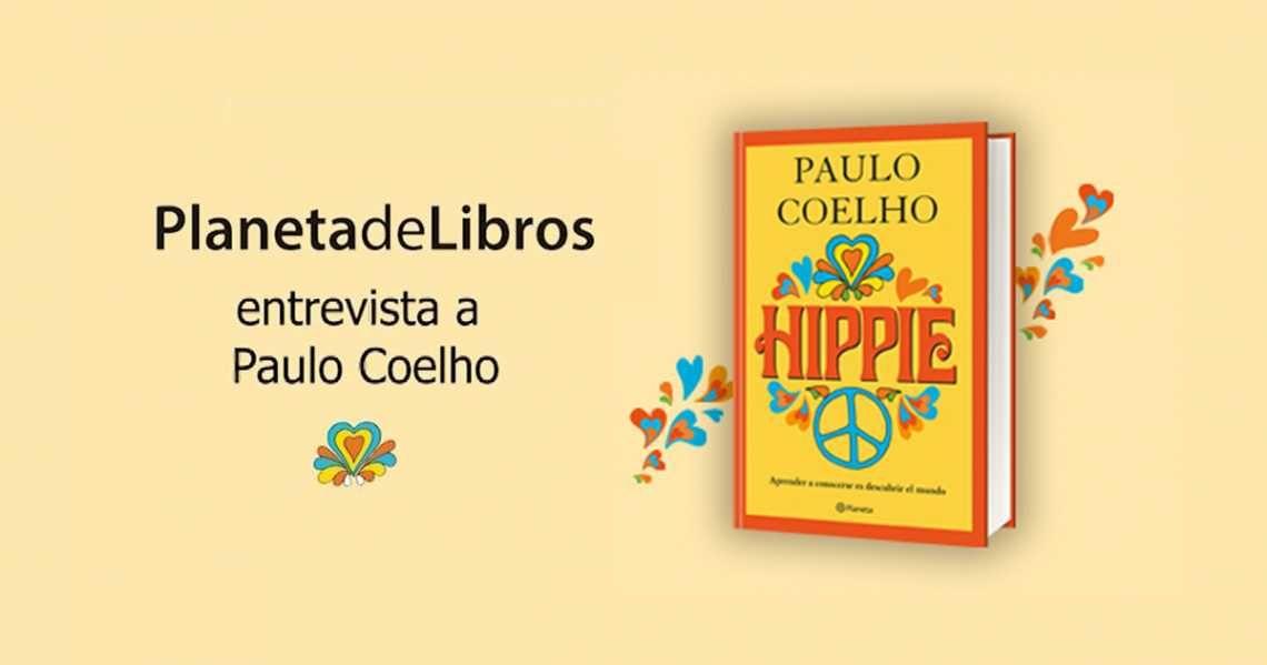 Hippie - Entrevista con Paulo Coelho