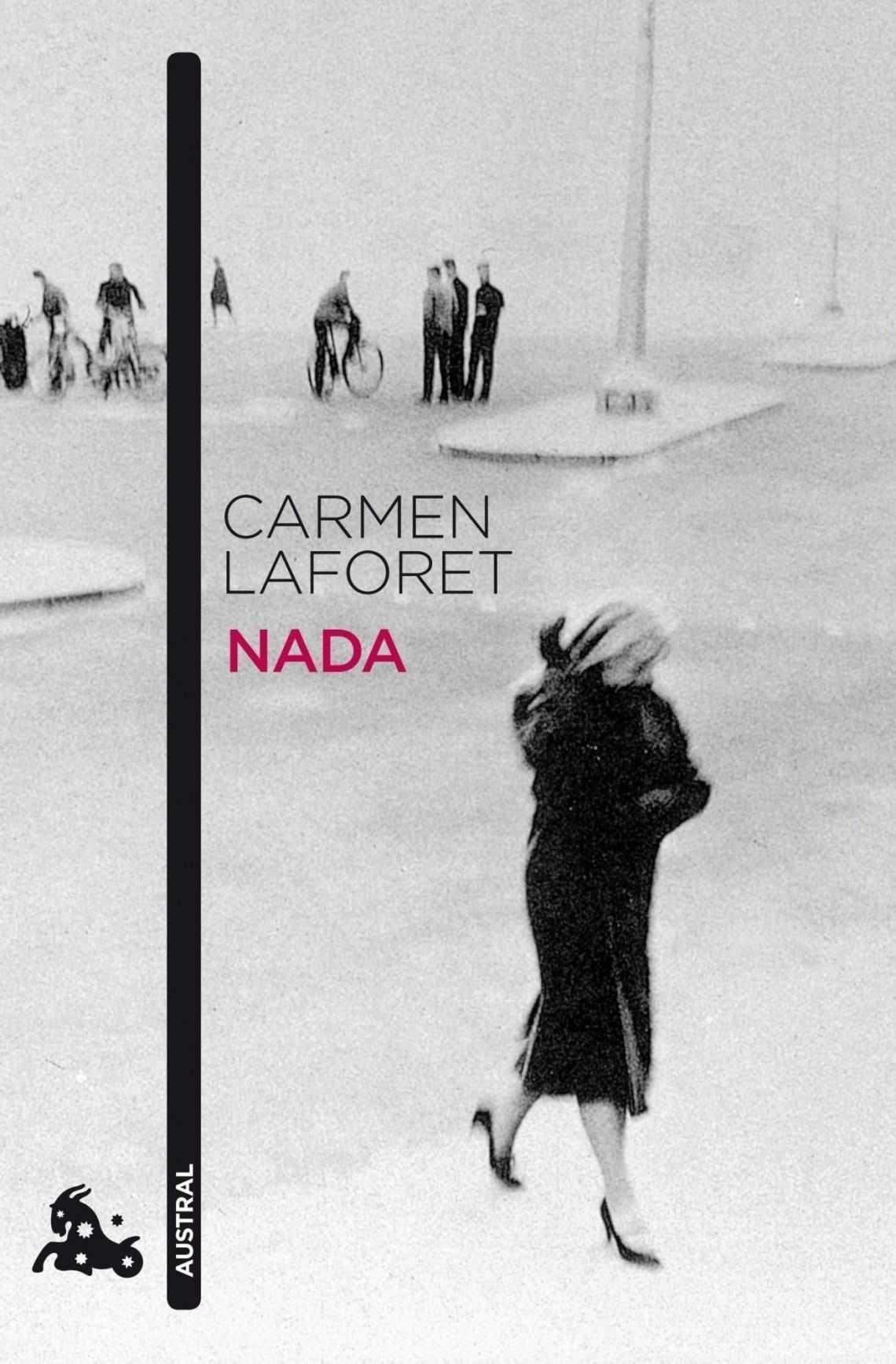 Hoy Carmen Laforet cumpliría 97 años_nada