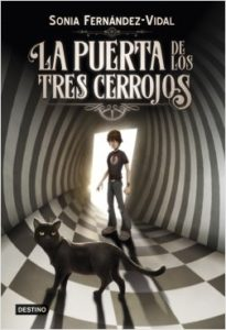 La puerta de los tres cerrojos 2: entrevistamos a su autora Sonia Fernández-Vidal