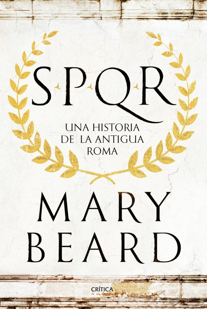 5 libros para los 'latín lovers' - Mary Beard