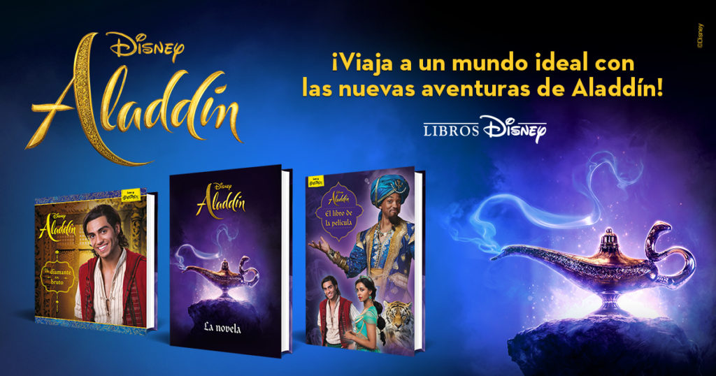 5 curiosidades sobre Aladdin que desconocías.