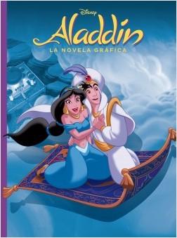 5 curiosidades sobre Aladdin que desconocías - novela gráfica