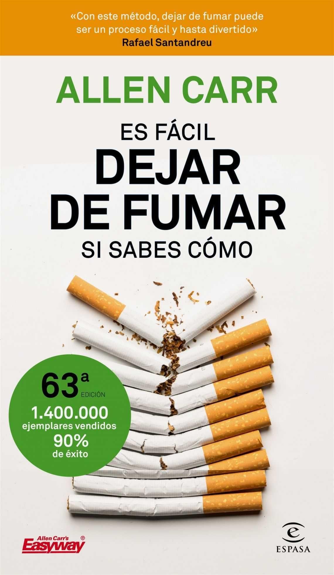 Día Mundial Sin Tabaco: baja esos humos_Allen Carr