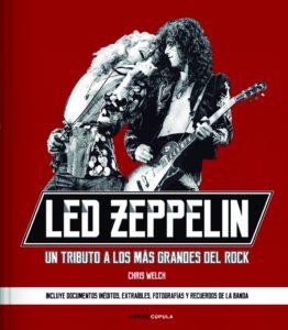 Día Mundial del Rock: Libros para sentir el ritmo en las venas_Led Zeppelin