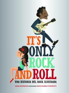 Día Mundial del Rock: Libros para sentir el ritmo en las venas_it's only Rock