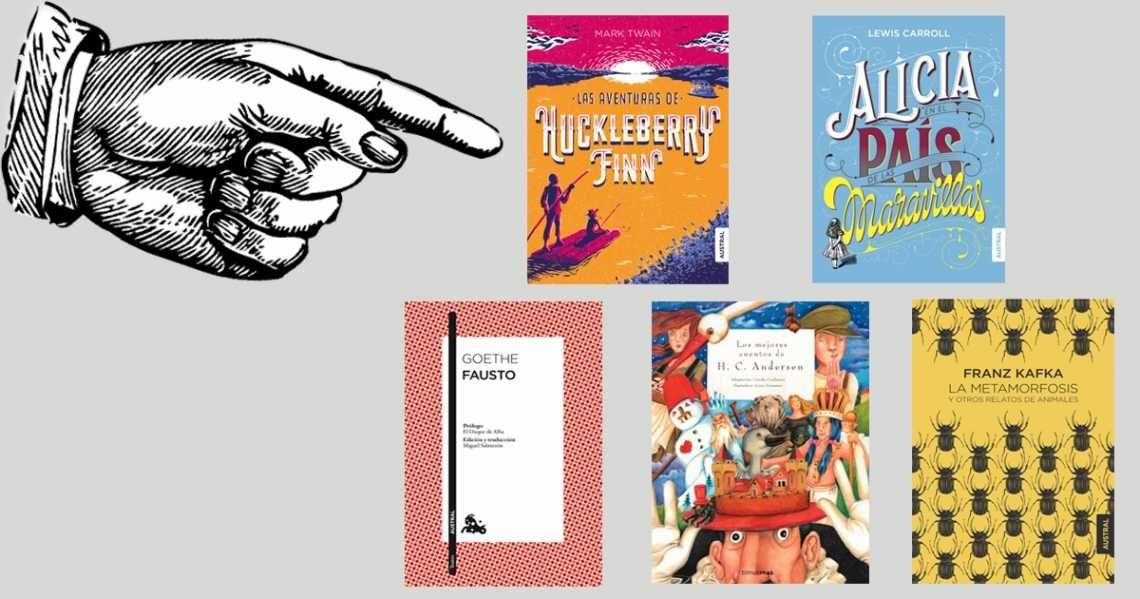 Día Internacional del Zurdo: grandes libros escritos con la izquierda