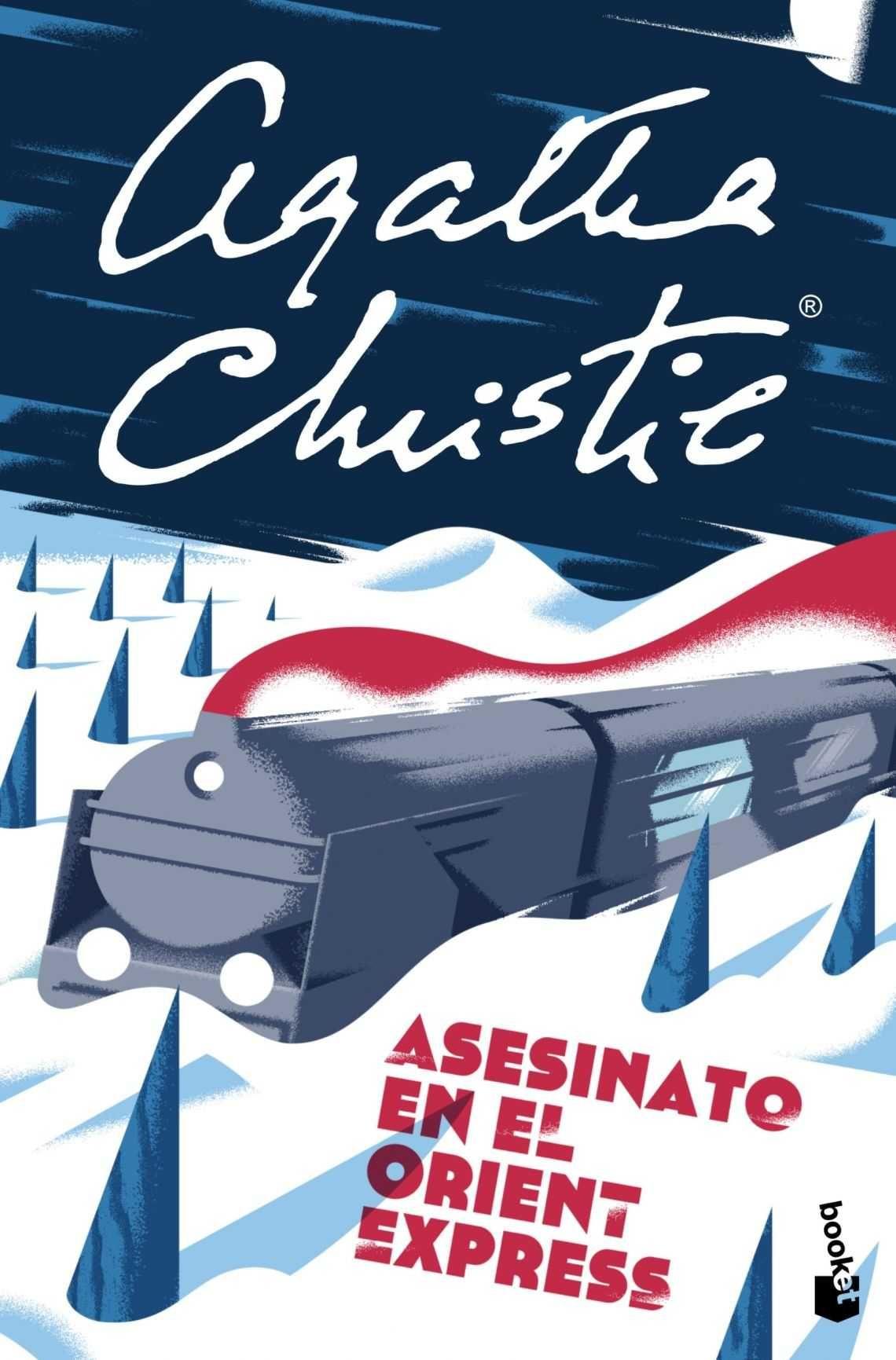 Agatha Christie en el cine, teatro y relato breve_orient_express
