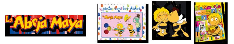 <div>La Abeja Maya</div>