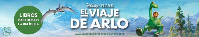 <div>Disney. El viaje de Arlo</div>