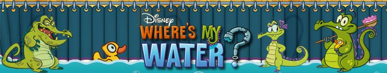 <div>Disney. Where's my water</div>