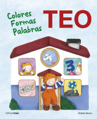 Teo. Colores Formas Palabras