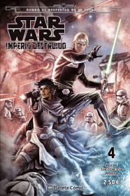 Star Wars Imperio Destruido (Shattered Empire) nº 04/04
