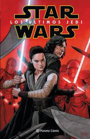 Star Wars Los últimos Jedi (tomo recopilatorio)