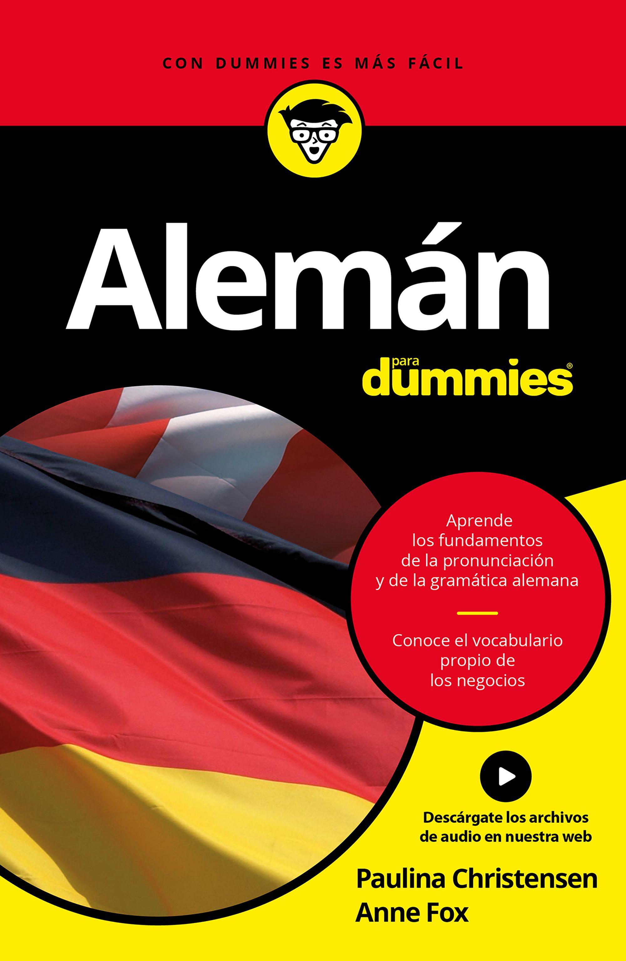Frases En Alemán Para Dummies Paulina Christensenanne Fox Planeta De Libros