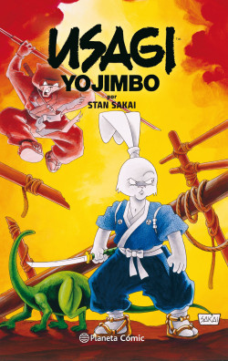 Usagi Yojimbo Integral Fantagraphics nº 02/02
