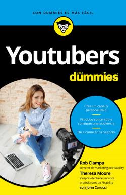Imagen Portada Libro: Youtubers para Dummies