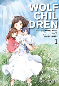 Wolf Children nº 01/03