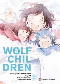 Wolf Children nº 02/03