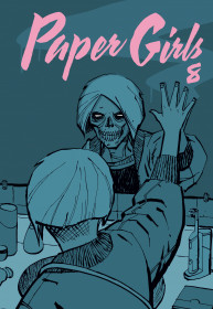 Paper Girls nº 08