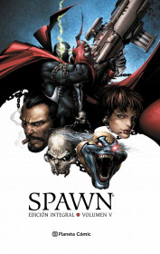 Spawn nº 05 (Integral)