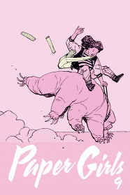 Paper Girls nº 09