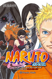 Naruto Historia Especial (Gaiden)