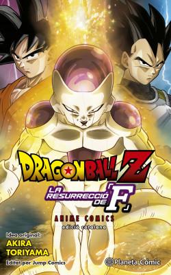 Post Oficial - Dragon Broly Super - 8 de octubre Tomo 4. - Página 21 Portada_bola-de-drac-z-la-resurreccio-de-freezer_akira-toriyama_201710041242