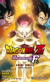 ✭ Dragon Broly Super ~ Anime y Manga ~ El tomo 5 sale el 24 de marzo. Portada_dragon-ball-z-la-resurreccion-de-freezer_akira-toriyama_201706071323