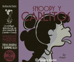 Snoopy y Carlitos 1967-1968 nº 09/25 (Nueva edición)