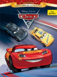Cars 3. Gran libro de la película
