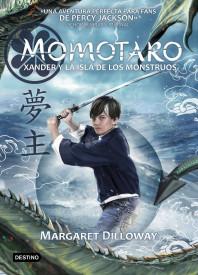 Momotaro. Xander y la isla de los monstruos