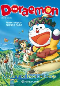 Doraemon. Nobita y los dioses del viento