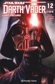 Star Wars Darth Vader Lord Oscuro nº 12