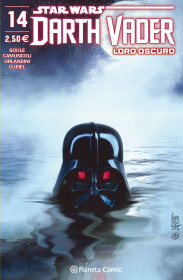 Star Wars Darth Vader Lord Oscuro nº 14/25