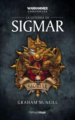 La leyenda de Sigmar nº 01/03