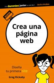 Crea una página web