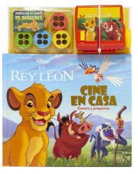 El Rey León. Cine en casa