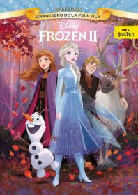 Frozen 2. Gran libro de la película