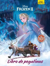 Frozen 2. Libro de pegatinas