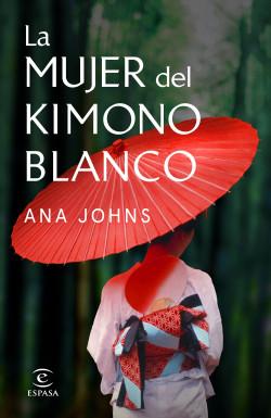 La mujer del kimono blanco