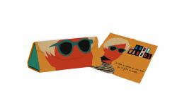 Funda de gafas + paño. Coco Dávez