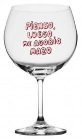 Copa gin-tonic Soy Cardo