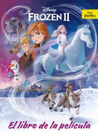 Frozen 2. El libro de la película