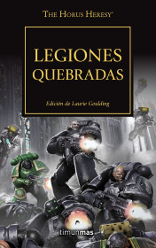 The Horus Heresy nº 43/54 Legiones quebradas