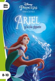 Princesas. Ariel y la ola gigante